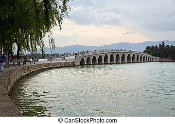 beijing, palacio de verano