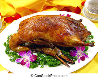 roast duck - Beijing roast duck