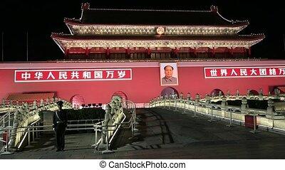 Beijing - Tian an men