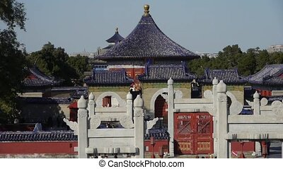 Beijing worship altar,China's royal ancient architecture.