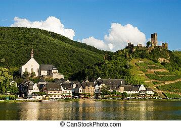 beilstein in germany - Beautiful village of beilstein...