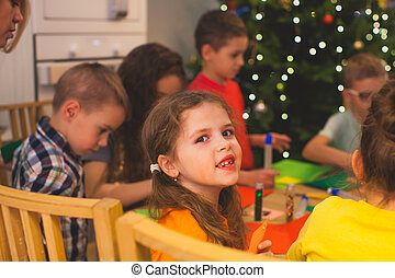 Being a part of diverse children's group