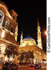 beirut, khatem-al-anbiyaa-mosque