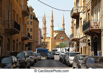 Beirut -old architecture