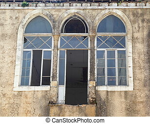 Beirut old style architecture