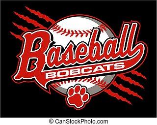 beisball, bobcats