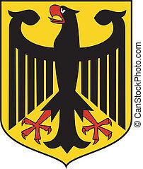 belægge, tyskland, arme