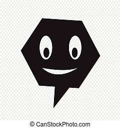 bel, klesten, toespraak, pictogram