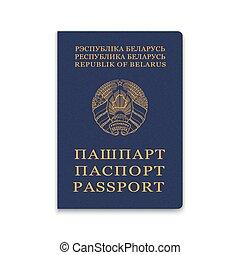belarus, pasaporte