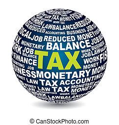 belasting, pictogram
