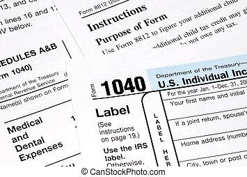 belasting vormt