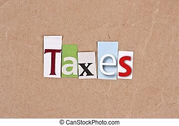 belastingen