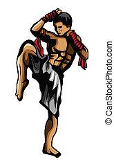 belerúg bokszoló