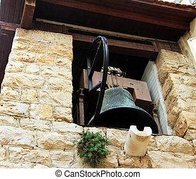 Belfry of Church of All Nations . Jerusalem. Israel
