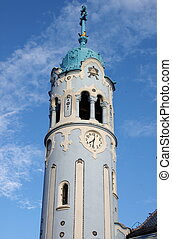Belfry of St Elisabeth church, Bratislava