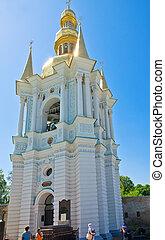 Kiev-Pechersk Lavra - belfryl of Kiev-Pechersk Lavra