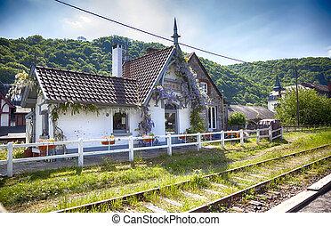 belga, állomás, kiképez, elhagy