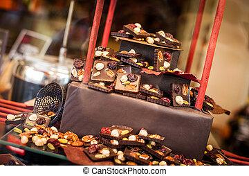 belga, chocolate