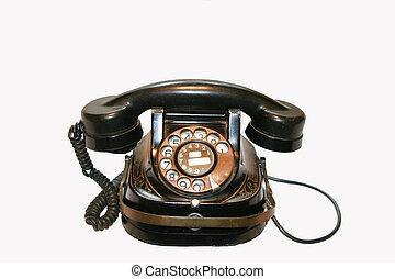 belga, teléfono, 1930's