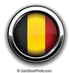 Belgian flag button.