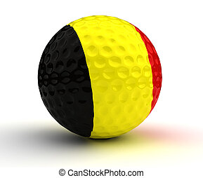 Belgian Golf Ball