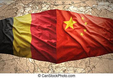Belgium and China