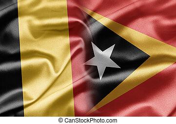 Belgium and East Timor