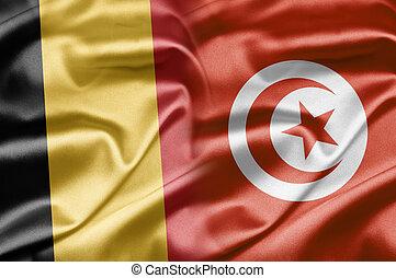 Belgium and Tunis