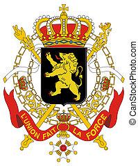 Belgium Coat of Arms - Belgium coat of arms, seal or ...