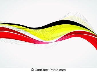 Belgium flag background