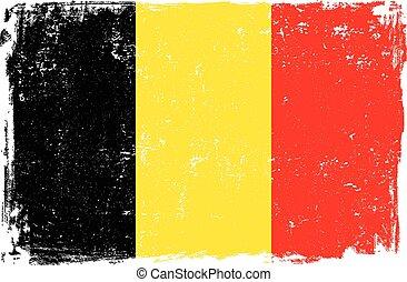 belgium flag vector.eps
