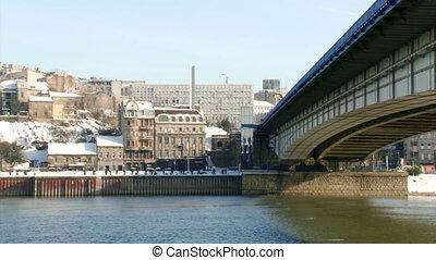 Belgrade, Bridge