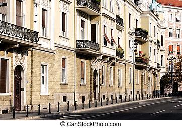 Belgrade buildings
