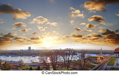 Belgrade, capital city of Serbia