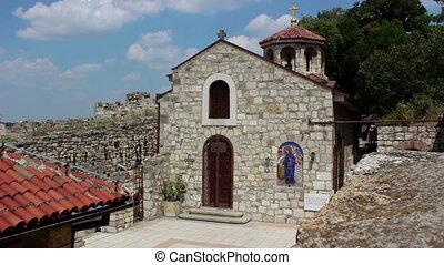 Belgrade, church