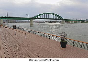 Belgrade Old Bridge
