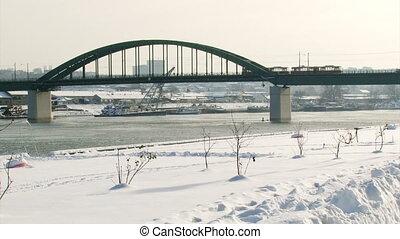 Belgrade, Old bridge