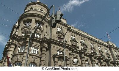 Belgrade, Serbian government