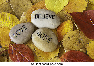 Believe, Love, Hope