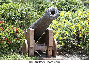 Belize City Cannon