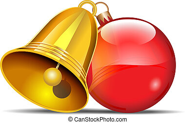 bell and bauble