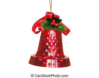 Bell - Christmas tree decoration.