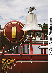Bell From Vintage Fire Engine