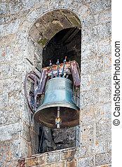 bell in the belfry
