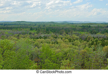 Bell Mound Scenic Overlook