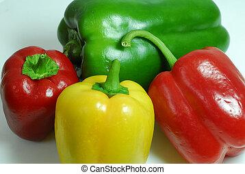 Bell Pepper Vegetable