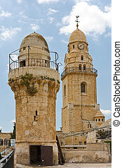 Bell-Tower and Minaret