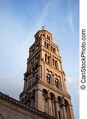 Bell Tower in Split