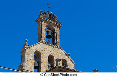 Bell Tower of the old church