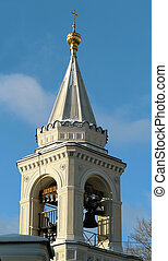 Bell tower of the Orthodox Church
